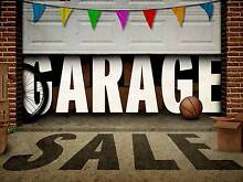 Massive Garage Sale - Moving overseas, everything must go! Burnley Yarra Area Preview