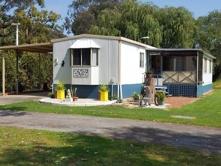 LARGE PARK HOME PINJARRA WA