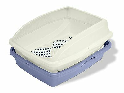 Van Ness CP5 Sifting Cat Pan/Litter Box with Frame, New, Free Shipping