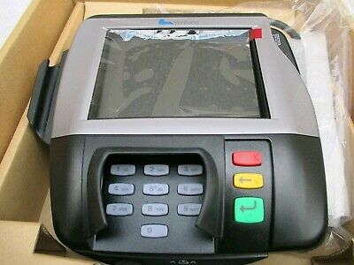 Verifone Mx880 Pos Credit Card Payment Terminal Chip Capable Reader M094-507-01-