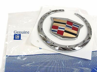 2004-2006 Cadillac Crest Emblem CTS - V  2006-2008 XLR V
