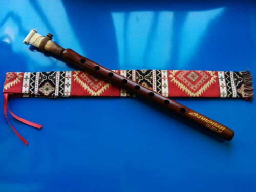 ARMENIAN DUDUK PRO from Apricot Wood + Reed + National Case, Playing Instruction