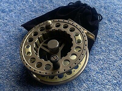 Greys GX700 6/7/8 Fly Fishing Reel with cassette spool - Good Condition - USED