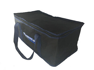 RC Car Carry Bag for 1/10 RC Truck, Buggy Models incl Traxxas Stampede, Rustler