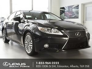 2015 Lexus ES 350 Executive w/ backup camera, navigation and...