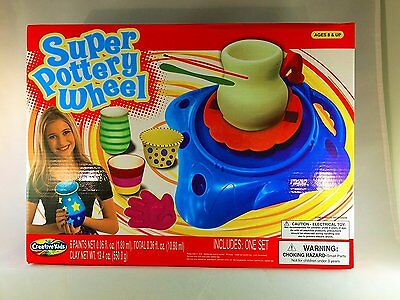 Super Pottery Wheel
