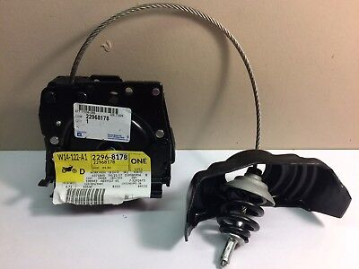 GM OEM Spare Tire Carrier-Rear-Spare Carrier 22968178