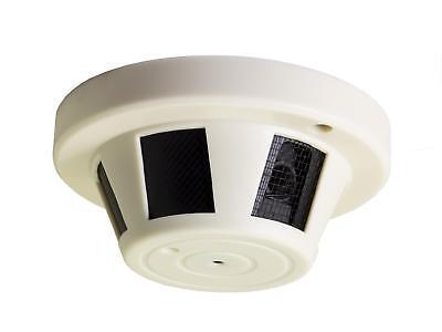 Wifi Versteckte Spion Kamera Rauch Detektor mit Microsd Karte Aufnahme Rauch-detektor
