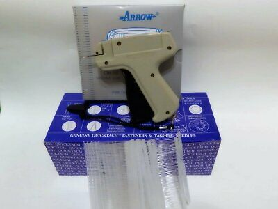 Garment Clothing Price Label Tagging Tagger Gun With 5000 Pins Barbs Fastener 2