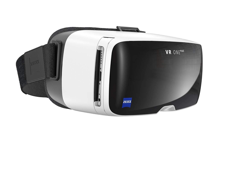 0e03fd0e5b2 ZEISS VR ONE Plus - Virtual Reality Brille Für Smartphone inkl. Travelcase!  NEU!