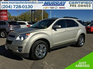 2013 Chevrolet Equinox LT AWD *Backup Camera* *Heat Leather*