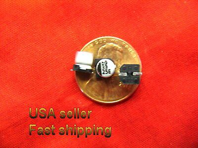 25 Pcs  -  33uf 25v  Smd Electrolytic Capacitors Free Shipping