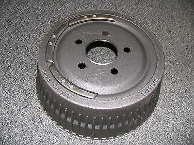 Front Brake Drum 70 71 Plymouth Valiant Duster Scamp 6-cylinder 9 x 2 1/2 inch