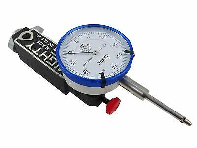 Mighty Mag 400-3 Base Quick Release Cam Lever 6 Mount Locations Dial Indicator
