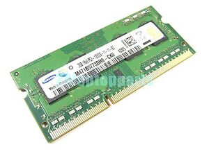 2GB Laptop RAM memory module DDR3 PC3-12800