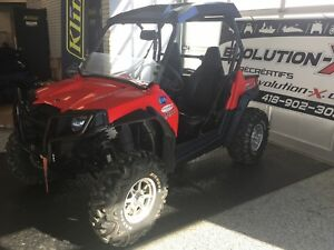 2013 POLARIS RZR S 800 side by side