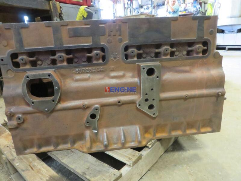 International Dt407 Engine Block Used 607294c4