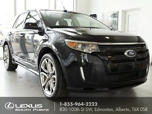 2014 Ford Edge Sport Sport w/ navigation, panoramic moonroof...