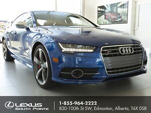 2017 Audi S7 4.0T 4.0T w/ navigation, backup camera and head-...