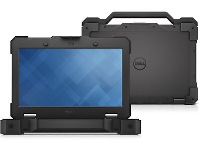 Dell Rugged Extreme 7414 HD Laptop NoteBook Touch Screen Ci7-6600U, 16GB, 128GB