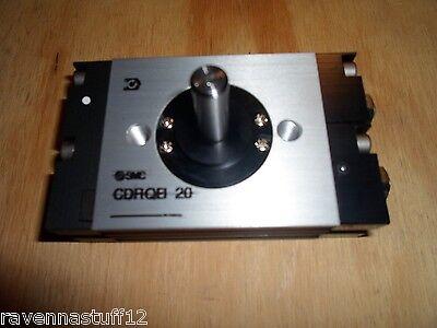 Smc Cdrqb-20 Pneumatic Rotary Actuators New No Box