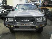 Holden Rodeo Wrecking