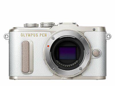 OLYMPUS PEN E-PL8 Kompakte Systemkamera Digitalkamera 17.2 MP 14 - 42 mm