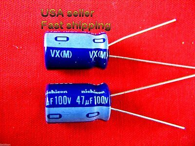 Nichicon VX Series Axial Electrolytic Capacitor 3.3uf @ 160VDC