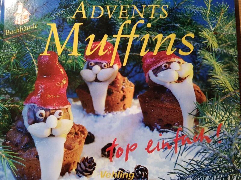 Advents Muffins, top einfach . Hanna Renz . ISBN 3828911684