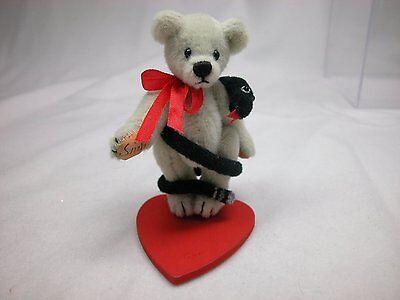 "World of Miniature Bears 2.5""/5"" Plush Bear Slinky #1120 Collectible Bear"
