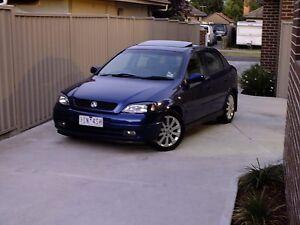 2004 Holden Astra RWC And Rego Sunshine North Brimbank Area Preview