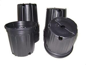 Plastic pots ebay plastic flower pots workwithnaturefo