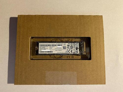 New Western Digital PC SN720 256GB NVMe PCIe SSD, SDAQNTW-256G-1001