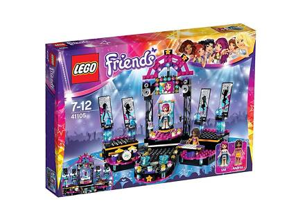Friends Lego- Rehearsal Stage 41004 | Toys - Indoor | Gumtree ...