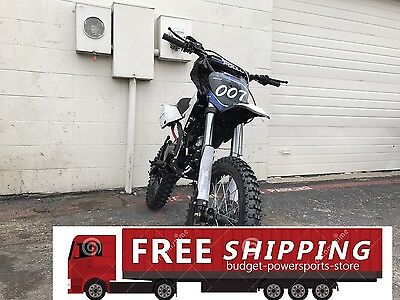 2017 Other Makes 007 Dirt Bike  New Apollo 007 Dirt Bike Mid Size For Sale 125Cc Dirt Bike For Bigger Kids New