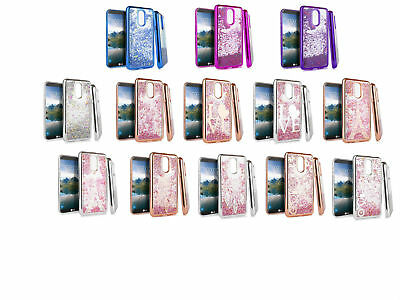 Chrome Motion Quicksand Glitter TPU Case Cover LG Stylo 4 / Stylo 4 Plus/Stylo 5