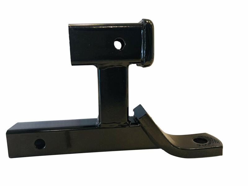 Professional EZ Universal Hitch Insert with Ball and Bike Rack Mount