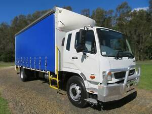 2014 Fuso FM1627 AUTO - EX-GOVT - 28,000 KLMS North Macksville Nambucca Area Preview