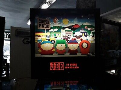 South Park Pinball Machine by SEGA-FREE SHIPPING