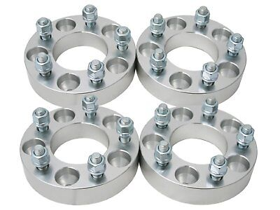 "4pc | 1.25"" 5x5 to 5x4.75 Wheel Spacer Adapters"
