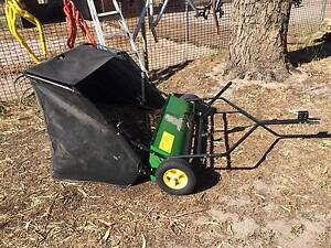 John Deere Lawn Sweeper for ride on lawn mower Morley Bayswater Area Preview