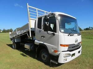 2012 UD MK II 250 CONDOR AUTO - NEW TIPPER North Macksville Nambucca Area Preview