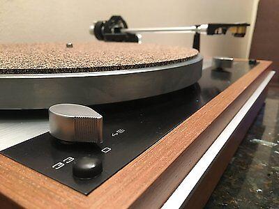 "NEW CoRkErY2 Cork N Rubber Turntable Platter Mat 1/8"" Slipmat Anti-Static"