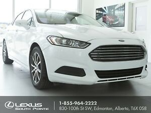 2014 Ford Fusion SE SE w/ bluetooth, steering wheel controls...