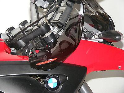 BMW R1200GS 04-12/R1200GS ADVENTURE 04-13/DARK TINT Wind Deflectors (Pair)