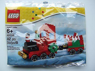 LEGO Creator Holiday - Christmas Train 40034 - New & Sealed
