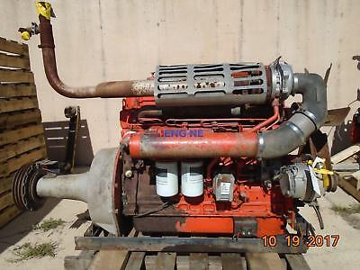 Allis Chalmers 3500t 426t Engine Complete Good Running A Esn 3d-44126