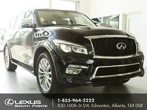 2016 Infiniti QX80 7-Passenger Technology package w/ navigati...