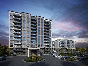 PRE-LEASING FOR BEDFORD'S NEW LANDMARK RESIDENTIAL HIGH-RISE