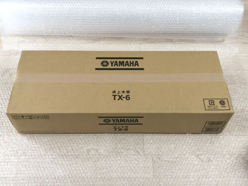 YAMAHA TX-6 Classic Desktop Xylophone 32 Key Board F-C Japan DHL Fast Ship NEW